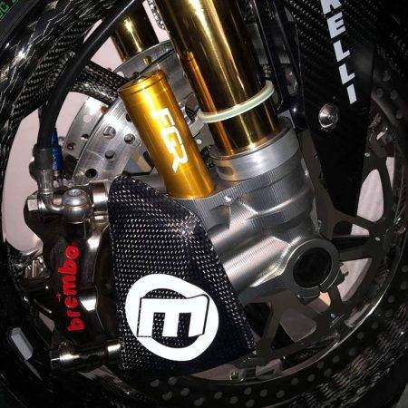 Aftermarket Motorcycle Brakes - Brake Cooling Ducts