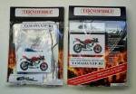 Teknofibra - Teknofibra Fuel Tank Thermal Insulation Kit R1 2015-21