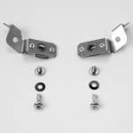 Carbonin - Carbonin  Side Panel brackets Dzus (2pcs) 2020 K67 BMW S1000RR