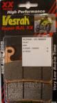 Super Rjl Brake Pads For 2014 BMW HP4 Street Motorcycle Vesrah VD-9031RJLXX