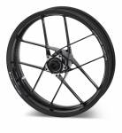 Rotobox - ROTOBOX BULLET Forged Carbon Fiber Front Wheel Ducati Desmosedici RR 1198 /1098/939 SuperSport 848 EVO/998 /748 03+ 999 /749/Monster 821 Monster 1100 03+ /S4RS /S2R Monster /Multistrada 1200 /1260
