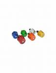 Accossato - Accossato Handlebar ends suitable for handlebars diam. From 12 mm to 20 mm TK001