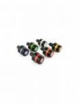 Accossato - Accossato Handlebar ends suitable for handlebars diam. From 12 mm to 20 mm TK002