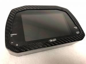 SE Moto - SE Moto Carbon Fiber AIM MXS Dash Protective Case
