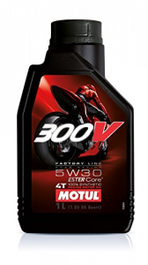 Motul - MOTUL 300V FACTORY LINE 5W30 LITER (1