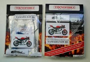 Teknofibra - Teknofibra Fuel Tank Thermal Insulation Kit R1 15+