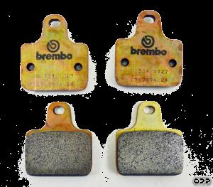 Brembo - Brembo Brake Pad Set Z04 for X99C460/61