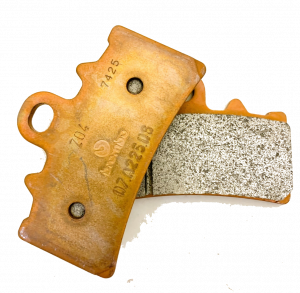 Brembo - Brembo Brake Pad Set Z04 for RC390 KTM BYBRE