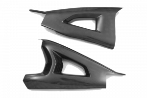 Carbonin - Swingarm Protectors (Silicon Fitting) - 2016 -2019 Kawasaki ZX-10R