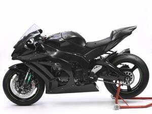 Carbonin - Carbonin Carbon Fiber Race Bodywork 2016-2020 Kawasaki ZX10R