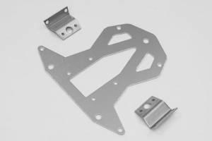 Carbonin - Carbonin Avio Fibre Inox Holder Seat Unit (Net Price) 899/1199/1299 Ducati Panigale