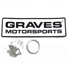 Graves Motorsports - Graves 18mm Lambda Replacement Plug