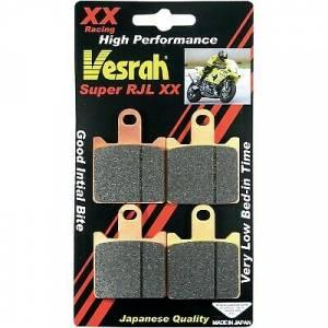 Vesrah - Vesrah Brake Pads VD-444XX (1 set/2 Calipers)