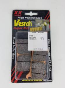 Vesrah - Vesrah Brake Pads VD-189XX Honda CBR1000RR