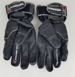 Y2Wheels Race gloves Black