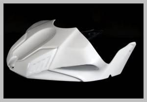 Carbonin - Carbonin Avio Fiber Airbox Cover W/ Side Panels 2020 Yamaha YZF-R1