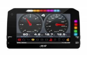 AiM Sports - AiM MXP GPS  4 Meter Motorcycle Dash Logger