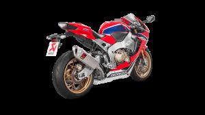 Akrapovic - Akrapovic Racing LIne Ti/Stainless System Honda CBR1000RR / SP/ SP2 2017-2019