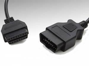 AiM Sports - AiM EVO4 OBDII to CAN ECU interface harness, 712 5-pin/m, 1.5m