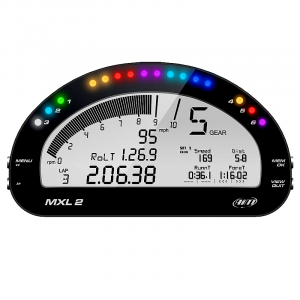 AiM Sports - AiM MXL2 Motorcycle Racing Data Logger