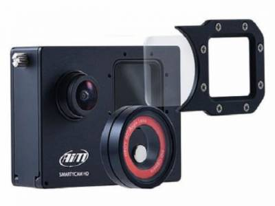AiM Sports - AiM SmartyCam HD Rev. 2 front glass replacement kit