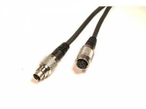 AiM Sports - AiM SmartyCam cable, 1m 712 5-pin/m to 712 7-pin/m