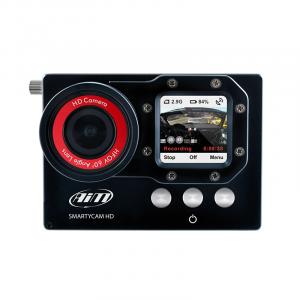 AiM Sports - AiM SmartyCam HD Rev. 2, 67° FOV Slave kit w/ external microphone, 2m