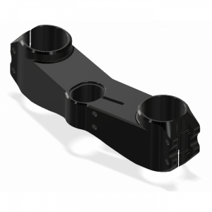 Attack Performance - ATTACK PERFORMANCE BOTTOM CLAMP, Z10R 11 - , BLACK