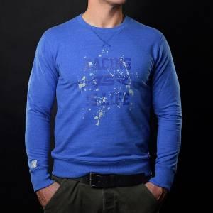 4SR - 4SR SWEATSHIRT LIFE BLUE