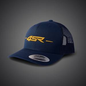 4SR - 4SR SYMBOL BLUE CAP