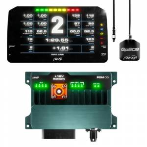 """AiM Sports - AiM PDM 8 with 10"""" screen 2m ROOF GPS"""
