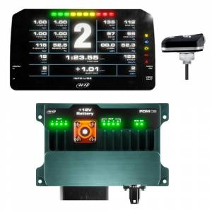 """AiM Sports - AiM PDM 8 with 6"""" screen 4m ROOF GPS"""