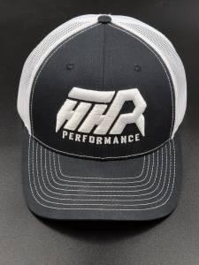 HHR Performance - HHR Performance Ball Cap White/Black
