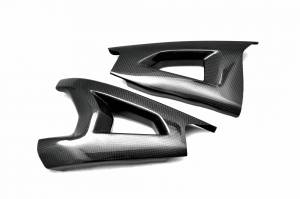 Carbonin - Carbonin Swingarm Protectors 2011-2015 Kawasaki ZX-10R
