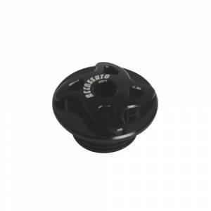 Accossato - Accossato Oil Filler Cap CNC-worked Aluminum - Measures: M22X15