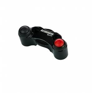 Accossato - Accossato Customized Racing 2-key button panel CNC Right/Left Side
