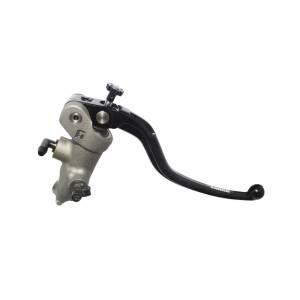 Accossato - Accossato Radial Brake Master Cylinder Forged 15 x 18 w/ Fixed Lever