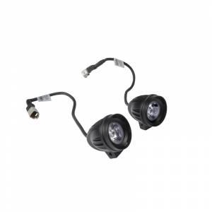 Accossato - Accossato Universal led fog light kit Aluminum-made with led technology without bracket