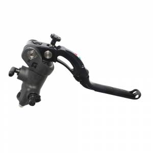 Accossato - Accossato Radial Brake Master Cylinder PRS 16 x 17-18-19 With Black Anodyzed Body and colorful Revolution Lever (nut+insert)