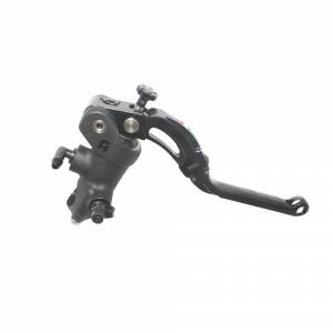 Accossato - Accossato Radial Brake Master Cylinder 19 x 18 With Black Anodyzed Body and colorful Revolution Lever (nut+insert)