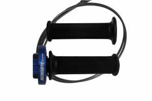 Accossato - Accossato Quick Throttle Control With Specific Cables and GR001 Grips Included