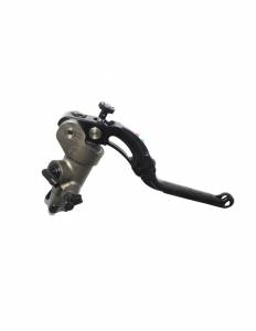 Accossato - Accossato Radial Brake Master Cylinder CNC 19 x 19 w/ Revolution Lever