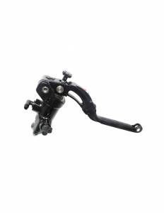 Accossato - Accossato Radial Brake Master Cylinder With Painted Body 19x18 with black revolution lever