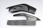 Carbonin - Carbonin Swingarm Protectors (Silicon Fitting) 08-16 Honda CBR1000RR