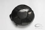 Carbonin - Carbonin HRC Alternator Cover (Silicon Fitting) 07-17 Honda CBR600RR