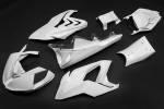 Carbonin - Carbonin Avio Fiber Race Bodywork 15-19 BMW S1000RR