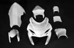 Carbonin - Carbonin Avio Fiber Race Bodywork 2011-19 GSXR 600/750