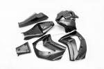 Carbonin - Carbon Fiber - Carbonin - Carbonin Carbon Fiber Race Bodywork 11-15 Kawasaki ZX-10R