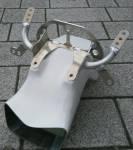 Carbonin - Carbonin Avio Fiber Air Box Inlet Tube 15-17 Yamaha YZF-R1 - Image 3