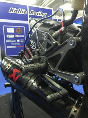 Hand & Foot Controls - Rearsets
